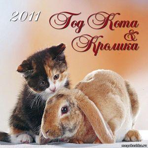Люди рожденные в год кролика или кота